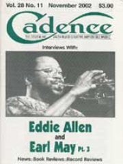 Cadence Magazine CD Review