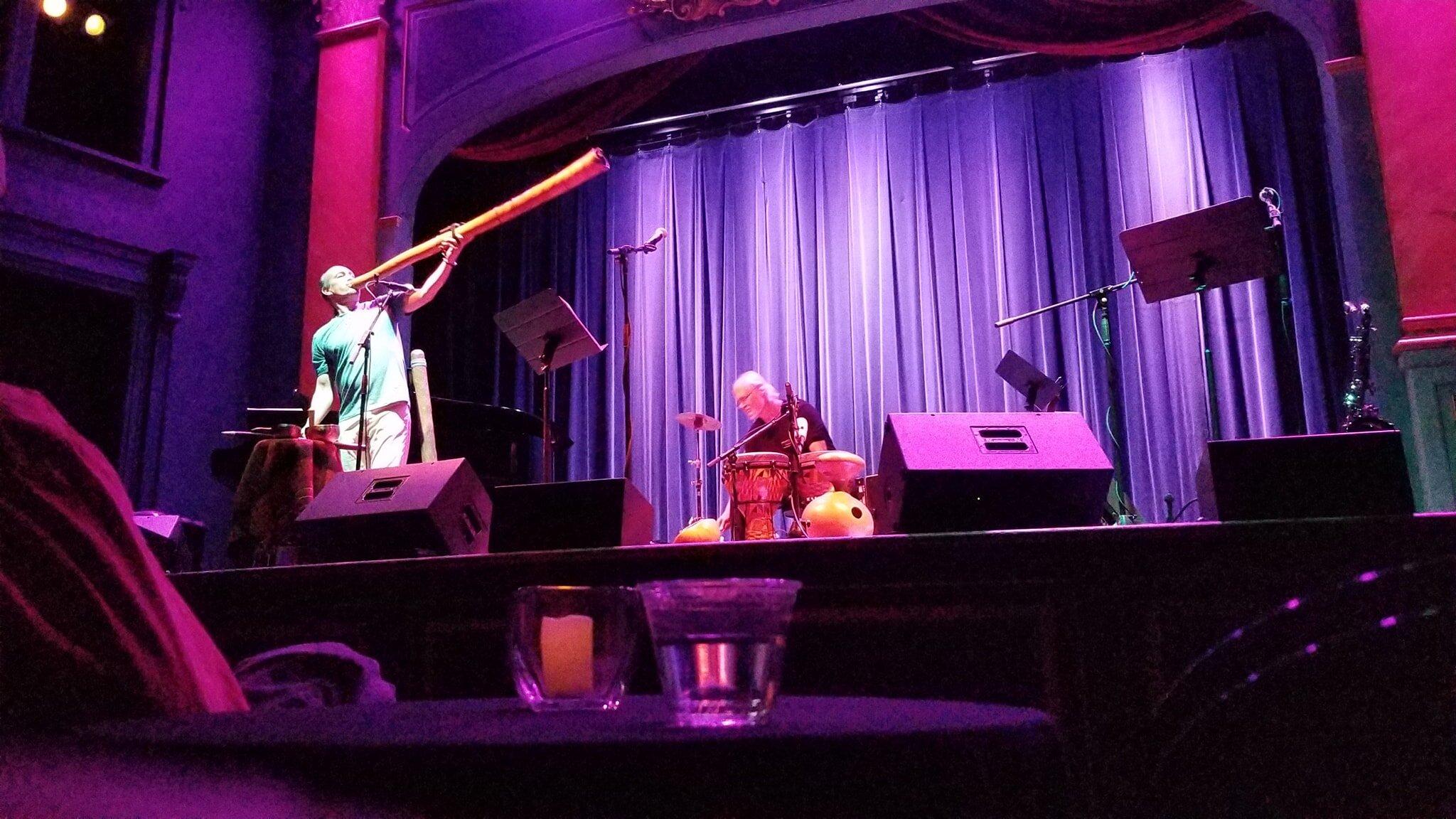 Ian and René Jenkins - Bread & Roses Benefit Concert
