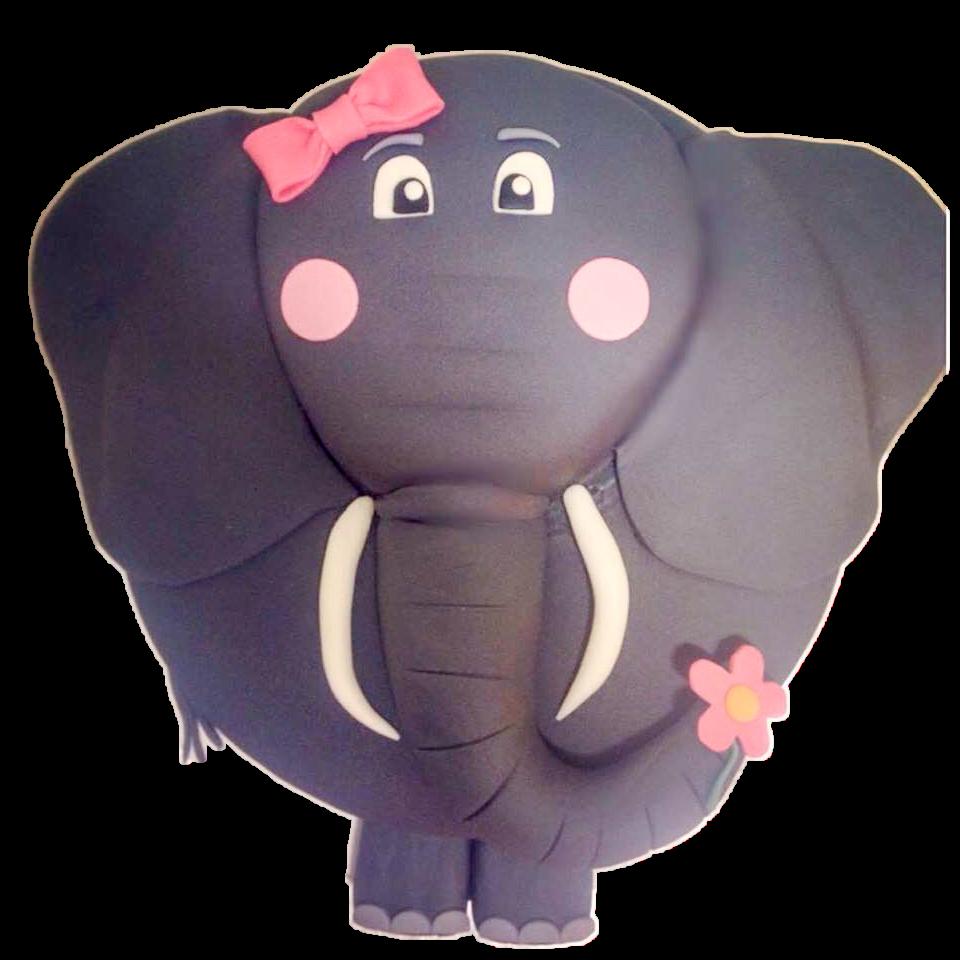 Elephant Cake