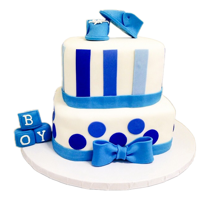 Baby Booties cake