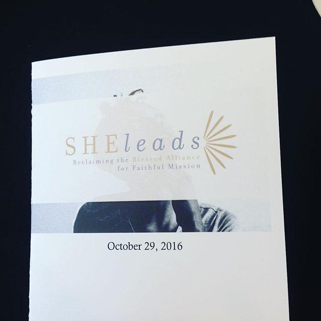 At the #sheleads conference #missioalliance