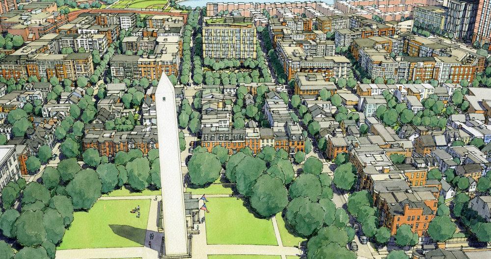 Bunker Hill Housing Development Plans