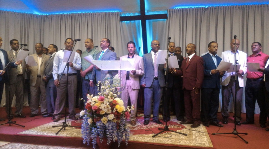 Ethiopian Evangelical Church, Boston, MA.