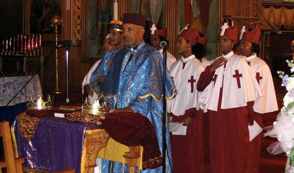 Mekane Hiwot St. Michael Ethiopian Orthodox Tewahedo Church, Boston, MA
