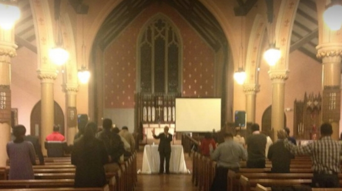Boston Ethiopian Christian Fellowship, Cambridge, MA