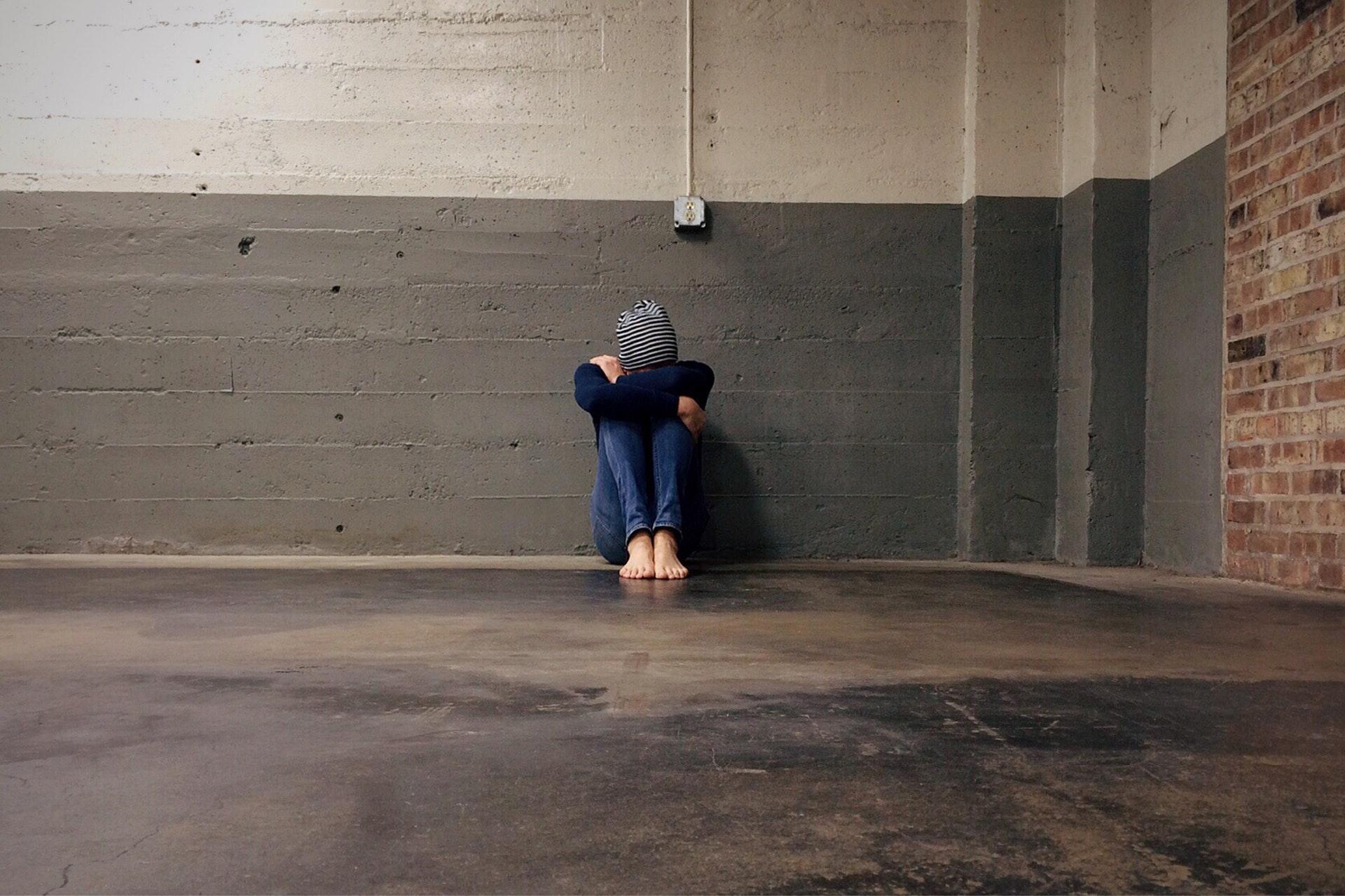 homeless woman inside.jpeg