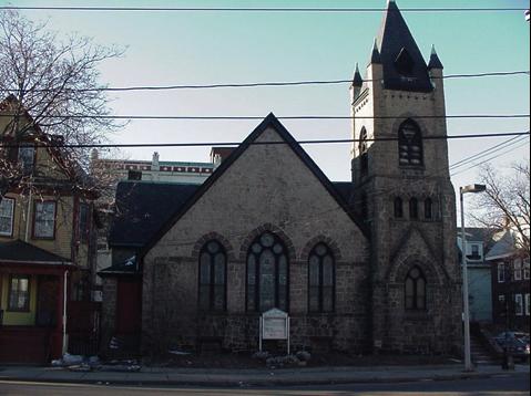 "Iglesia Metodista ""San Andres"" (St. Andrew's Methodist Church)"