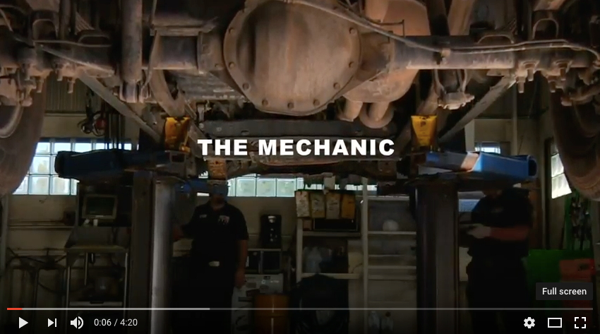 The Mechanic , by EGC Films, 2017.
