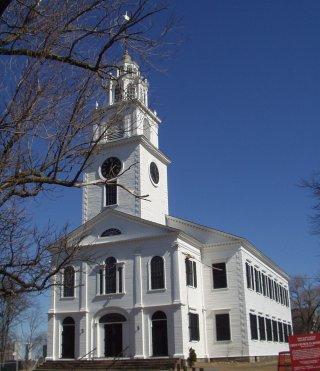 First Church of Roxbury
