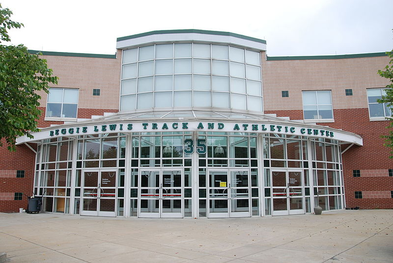 Reggie Lewis Track and Athletic Center