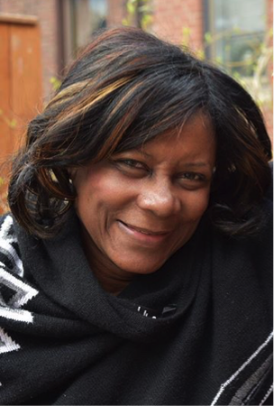 Pastor Cynthia Hymes Bell, Director of  Starlight Ministries  of Emmanuel Gospel Center  Cynthia moved into Roxbury in 2005 and has been deeply involved in the community up to the current day.