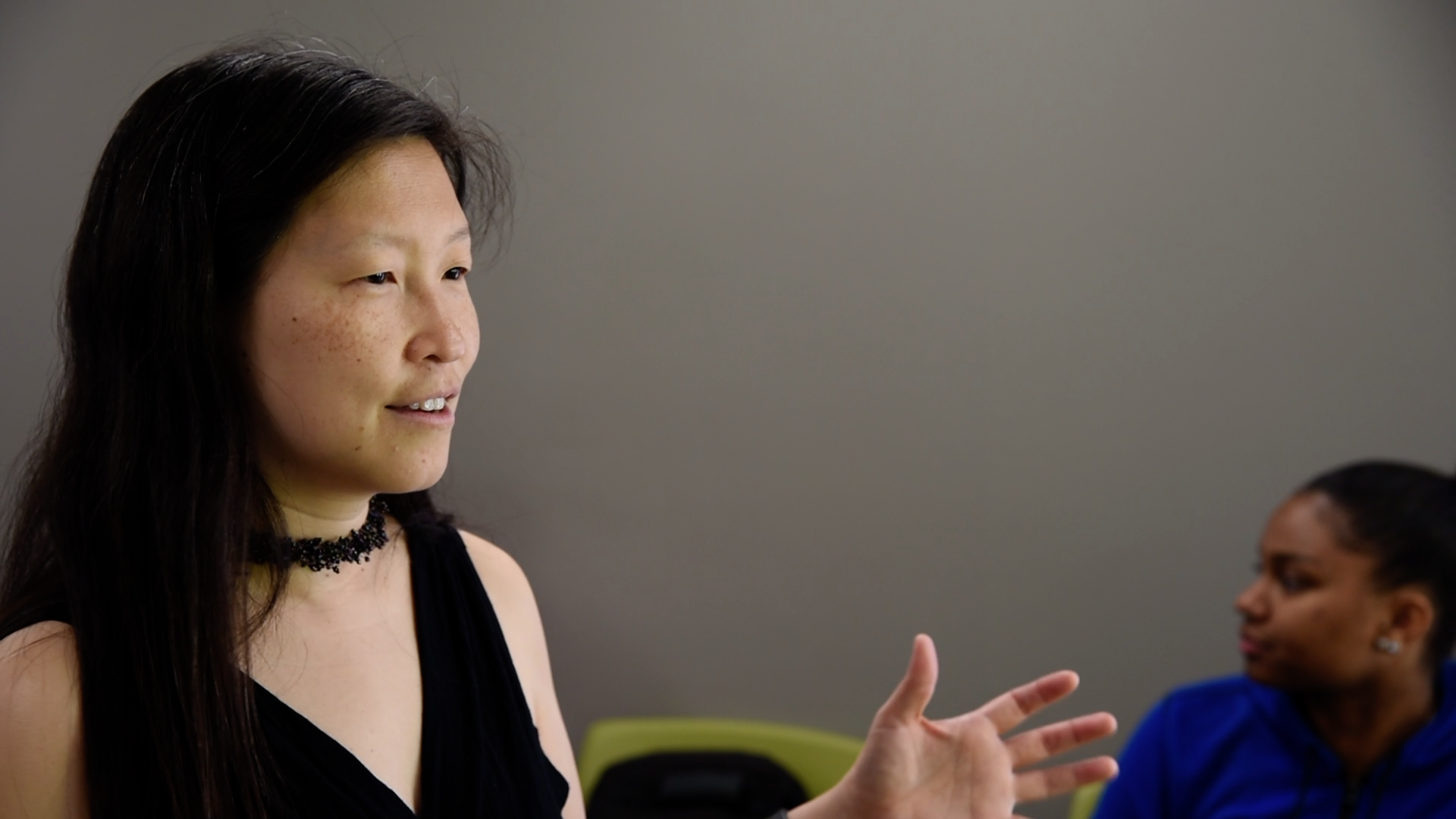 """Ruth Wong - Director, EGC's Boston Education Collaborative    """"It's a learning process. This can be a launch pad—that's the prayer and the desire."""""""