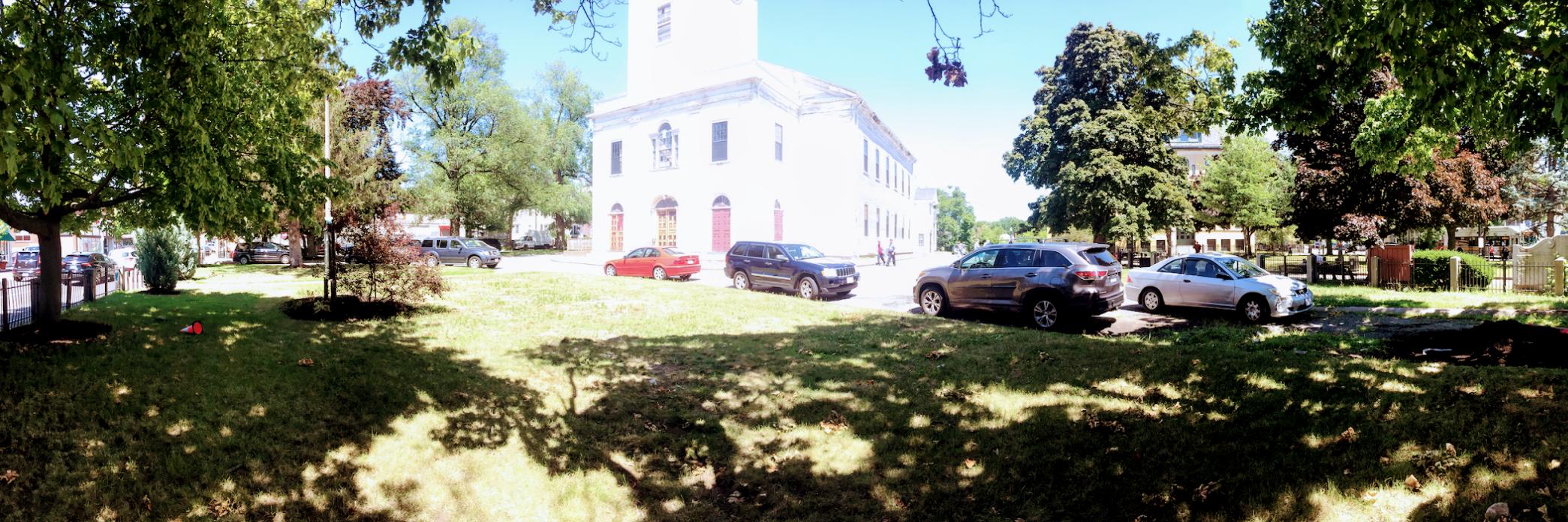 Second Church in Codman Square, Dorchester.