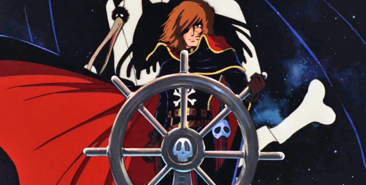 Captain Harlock, produced by Sevier Crespo