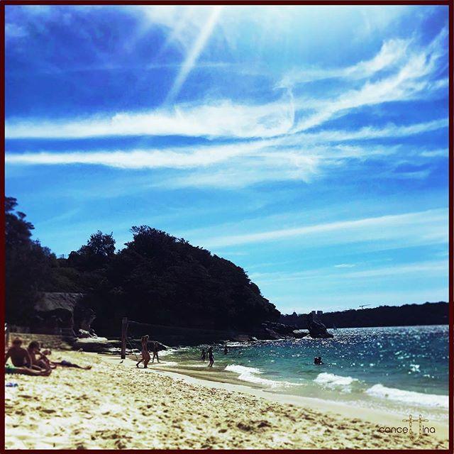 Nelson Bay Sydney ☀️❤️#nelsonbay #sydney #sydneylife #beach #sand #sun #swimming #familytime #fun #healthy #sunshine #beauty #nature #simplethingsinlife #blessed #tbt #instagood #thursday ❤️🎈