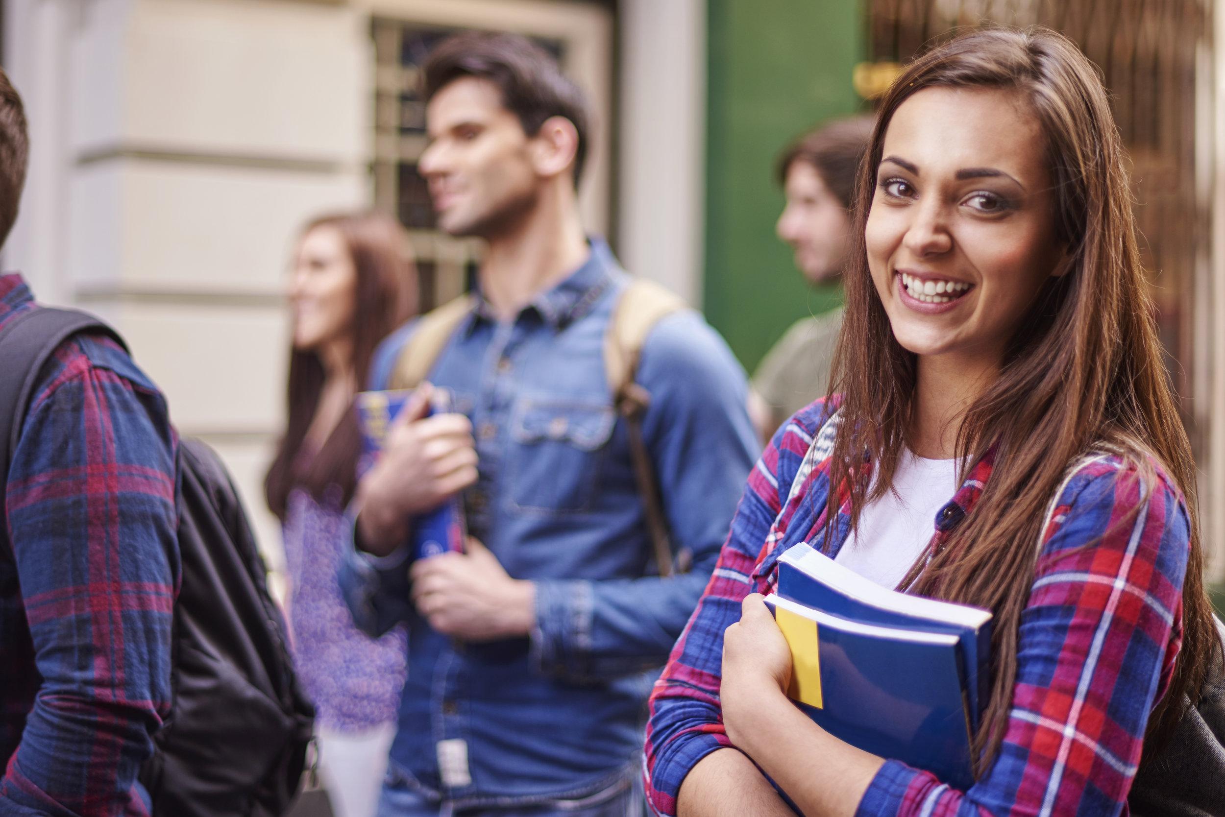 Dating en fransk utbytes student