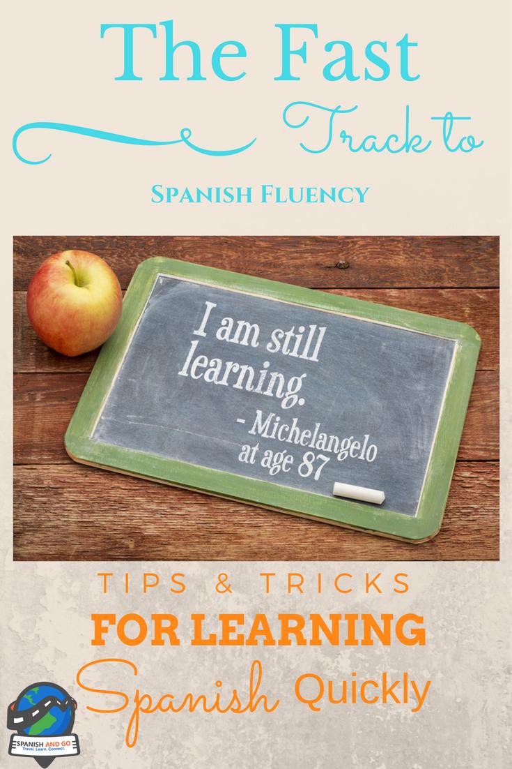 Fast-Track to Spanish Fluency