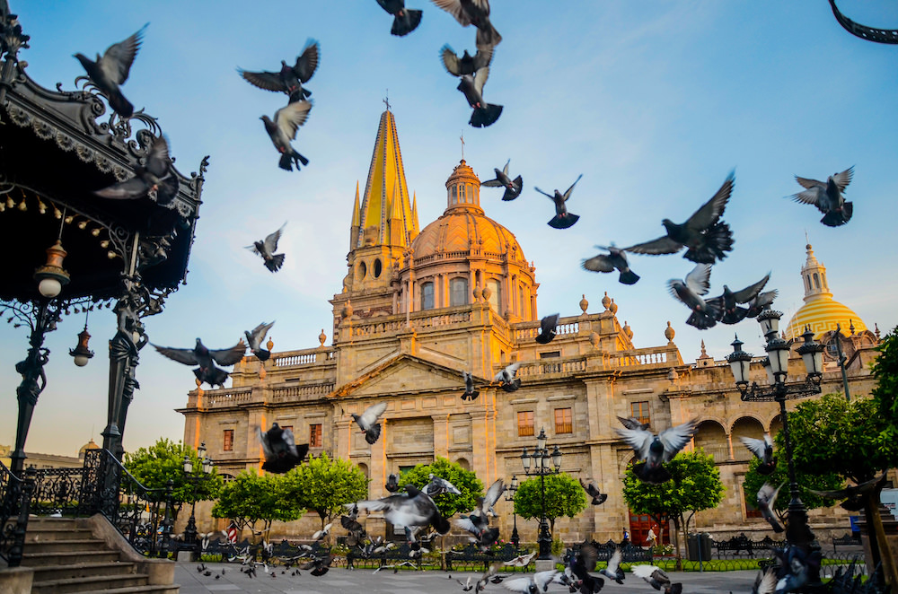 Guadalajara, Mexico. Home of Mariachi, tequila, and much more.