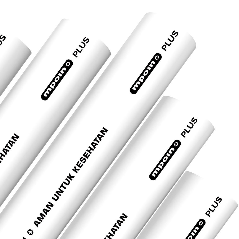 Pipa PVC MPOIN PLUS berstandar internasional