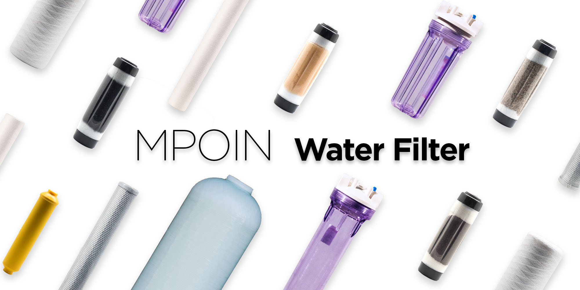 Filter Air MPOIN - Water Filter MPOIN