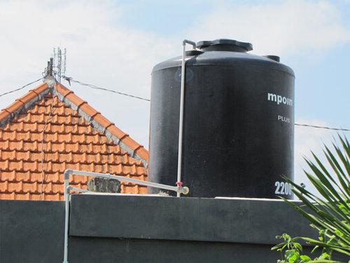 Cara Menentukan Ukuran Tandon Air Untuk Rumah Tangga Mpoin Plus