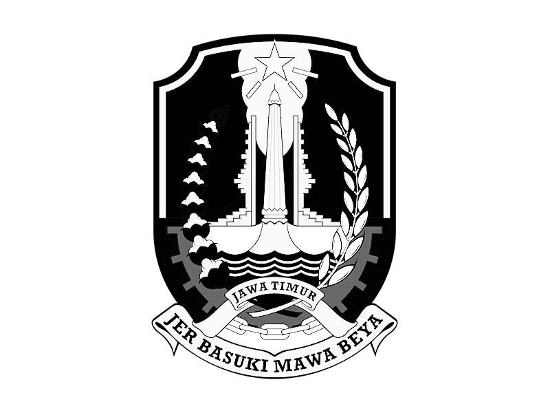 Diberikan atas inovasi dan partisipasi di  Dinas Pekerjaan Umum  oleh Dinas Perumahan Rakyat Pemerintah Jawa Timur.