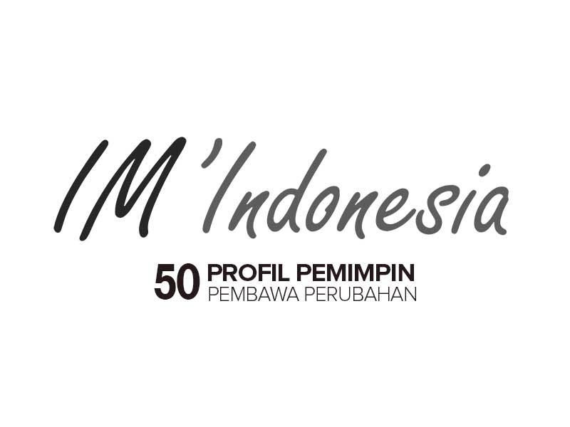 CEO MPOIN mendapatkan apresiasi sebagai salah satu  50 Profil Pemimpin Pembawa Perubahan.