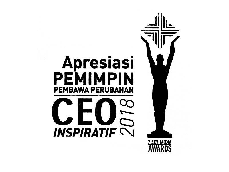 CEO MPOIN mendapatkan apresiasi sebagai  Pemimpin Pembawa Perubahan CEO Inspiratif.