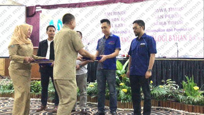 Pameran Dinas Perumahan Rakyat Bersama MPOIN 2017