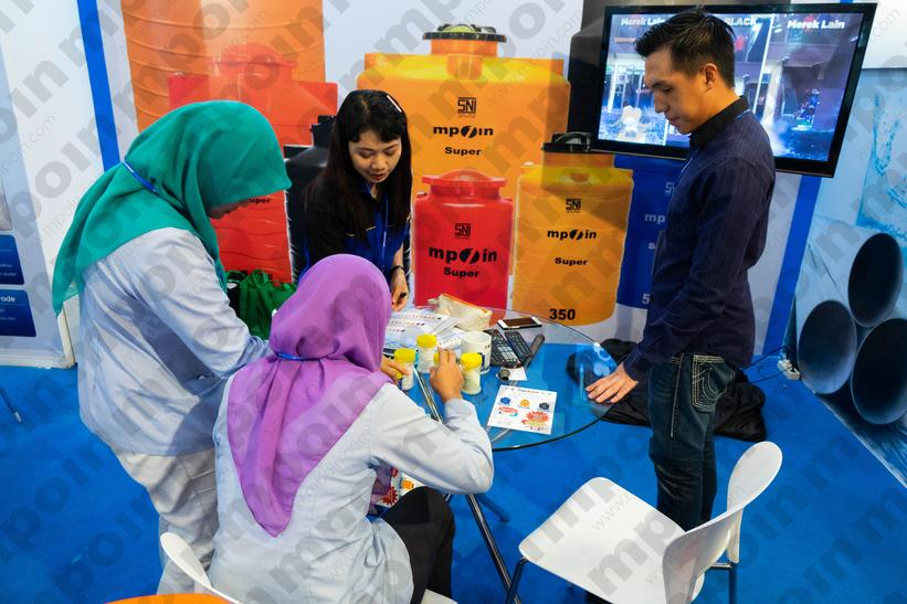 Pameran Megabuild Surabaya MPOIN Grand City Convention