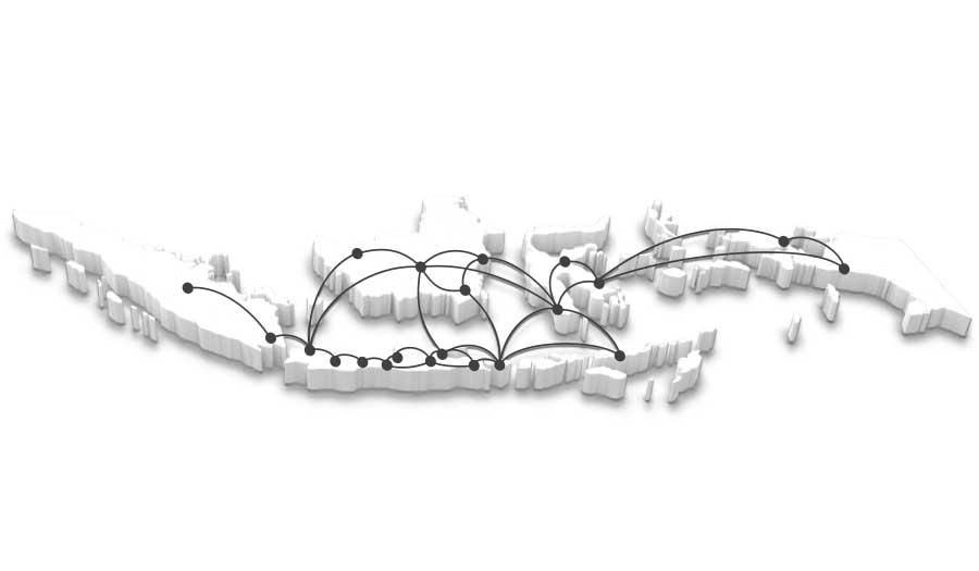 Tangki Air Pipa PVC Terbaik - Lokasi MPOIN