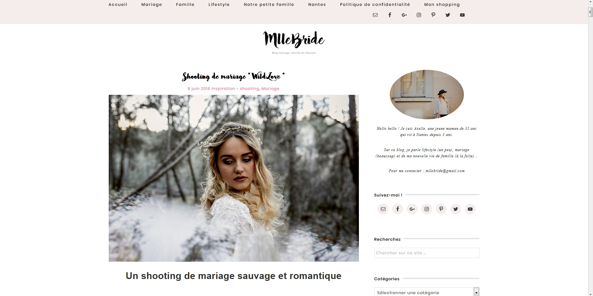 Mlle Bride