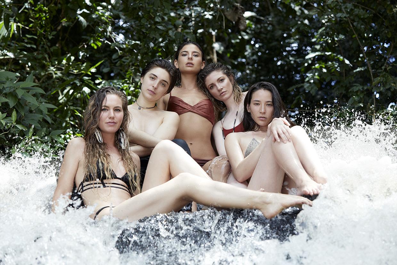 Samantha Zwicker, Ava Holmes, Lara Fraser, Elle L, Renee Eddy