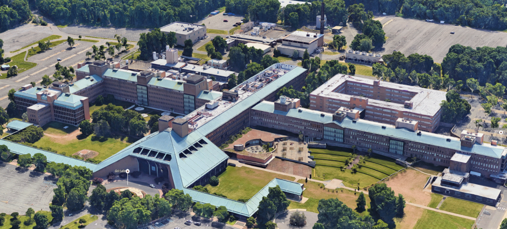 Everything in Bell Labs, including the building, was carefully designed to promote innovation.
