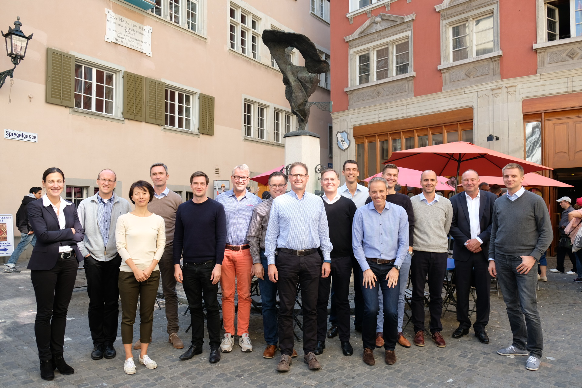 Covestro´s group in Zurich