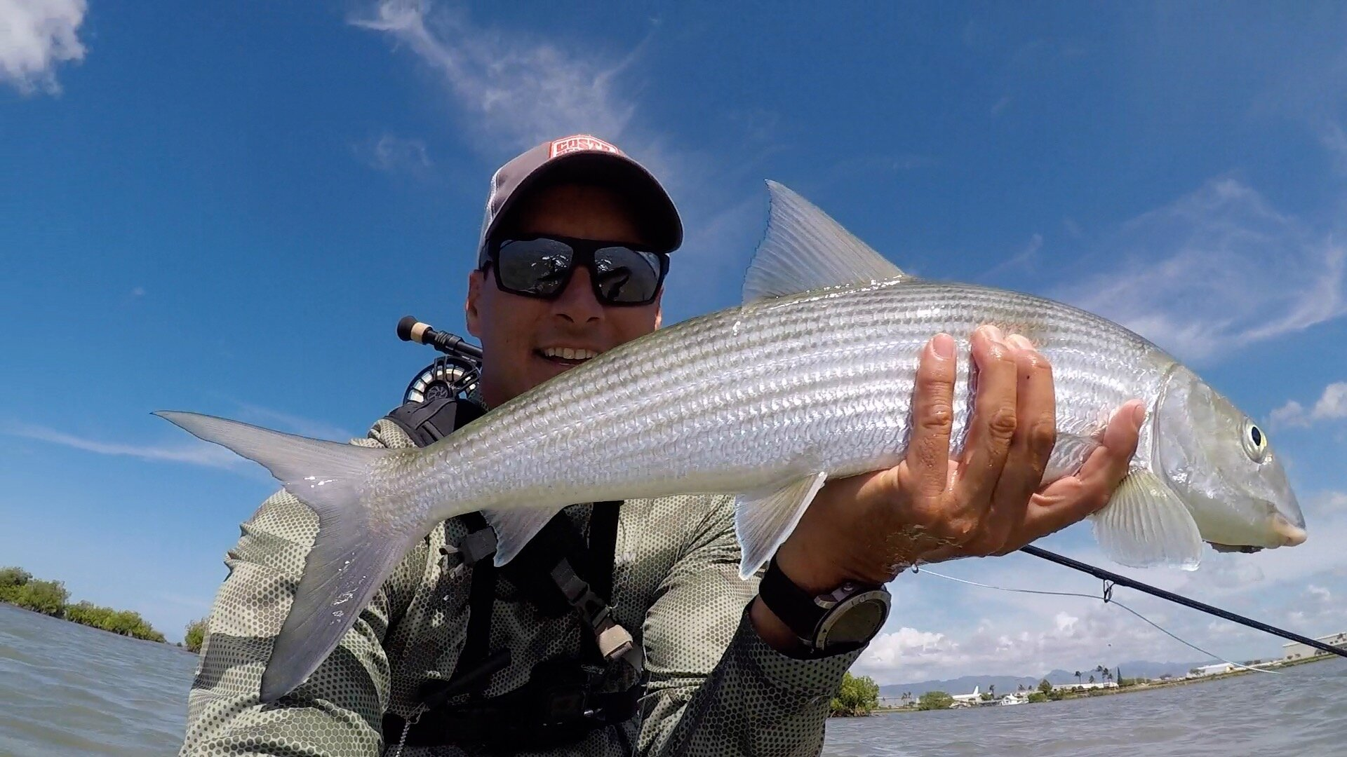 FLY FISHING CHARTERS - Half and Full Day Fly Fishing ChartersHalf Day: $500 and Full Day: $700Additional Angler:Half Day: $75 per anglerFull Day: $100 per anglerPick Up From Waikiki: $50Maximum of 3 Anglers