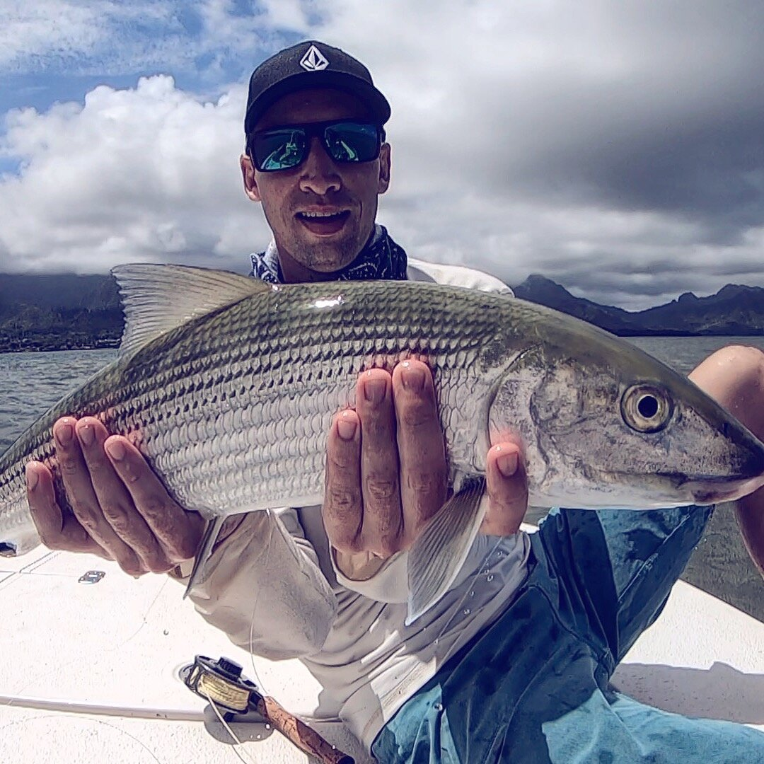 Setting Expectations Fly Fishing - Our Blog about fly fishing for bonefish in Hawaii.