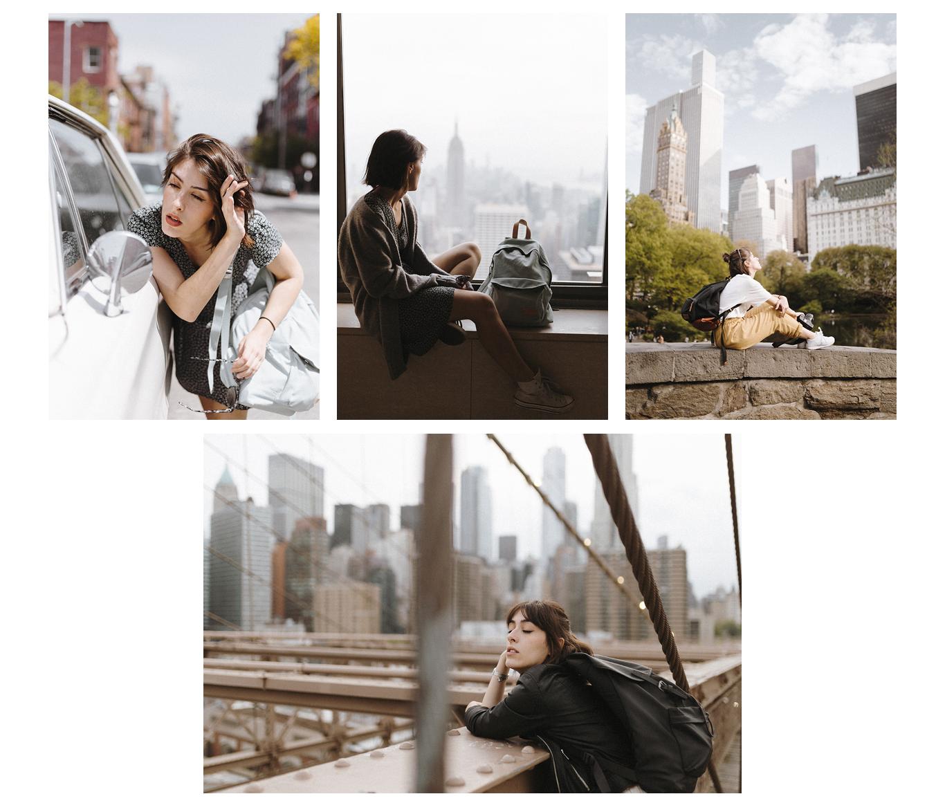 Kanauika x Eastpak - Editorial — NYC — May 2018