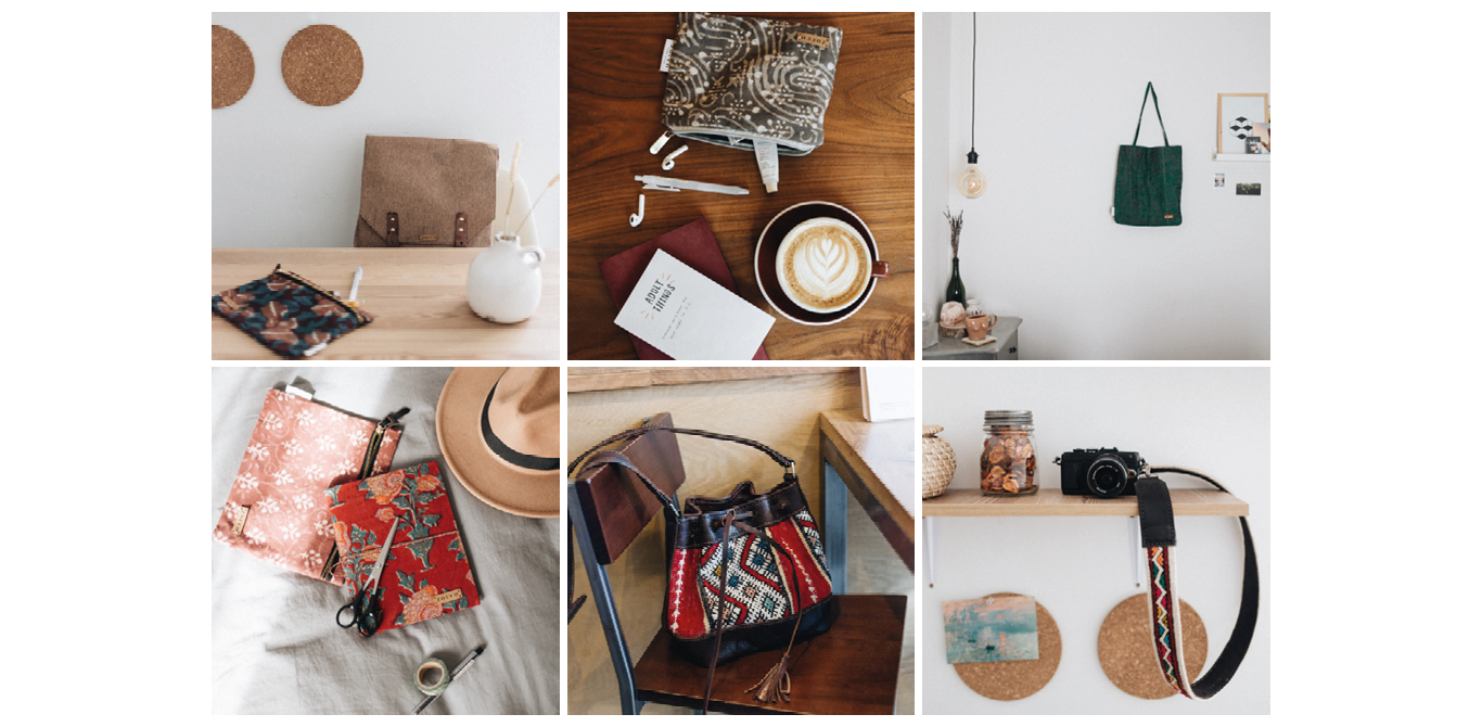 Zocco Handmade - Product photography — Madrid — March 2019
