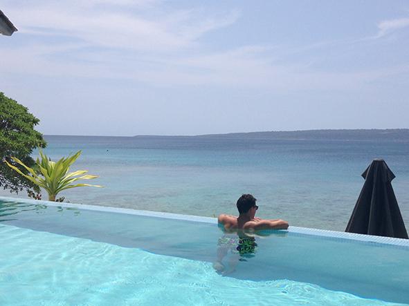 Seclusion. Villa 25, Port Vila, Vanuatu