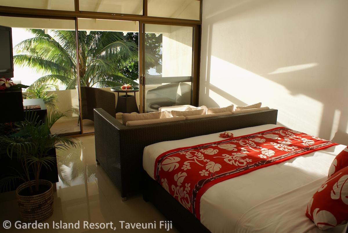 Garden Island Resort, Taveuni - Fiji, Islandtime Magazine