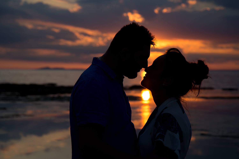 Melbourne wedding photographer Brighton beach Mornington Peninsula engagement photoshoot love romantic sunset boxes bathing houses Dandenong Ranges Yarra Valley Eastern Suburbs stormy clouds