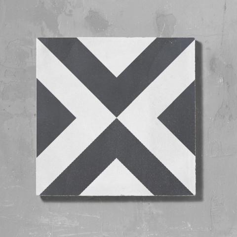 Black Vigo Tile