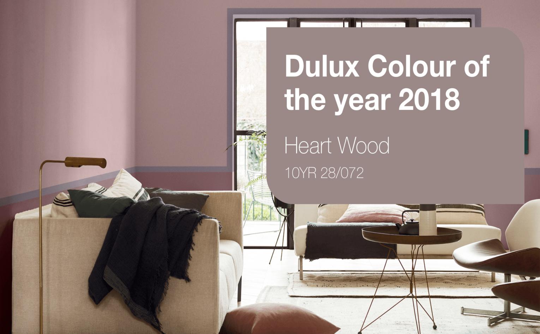 Dulux  Heart Wood