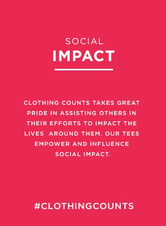 social impact tees