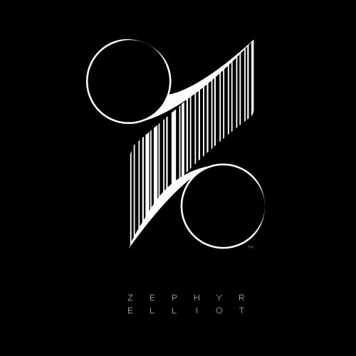 Logo design. Visit  zephyrelliot.com