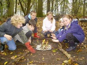 Y6_Southfield_pupils_with_their_own_fire.jpg