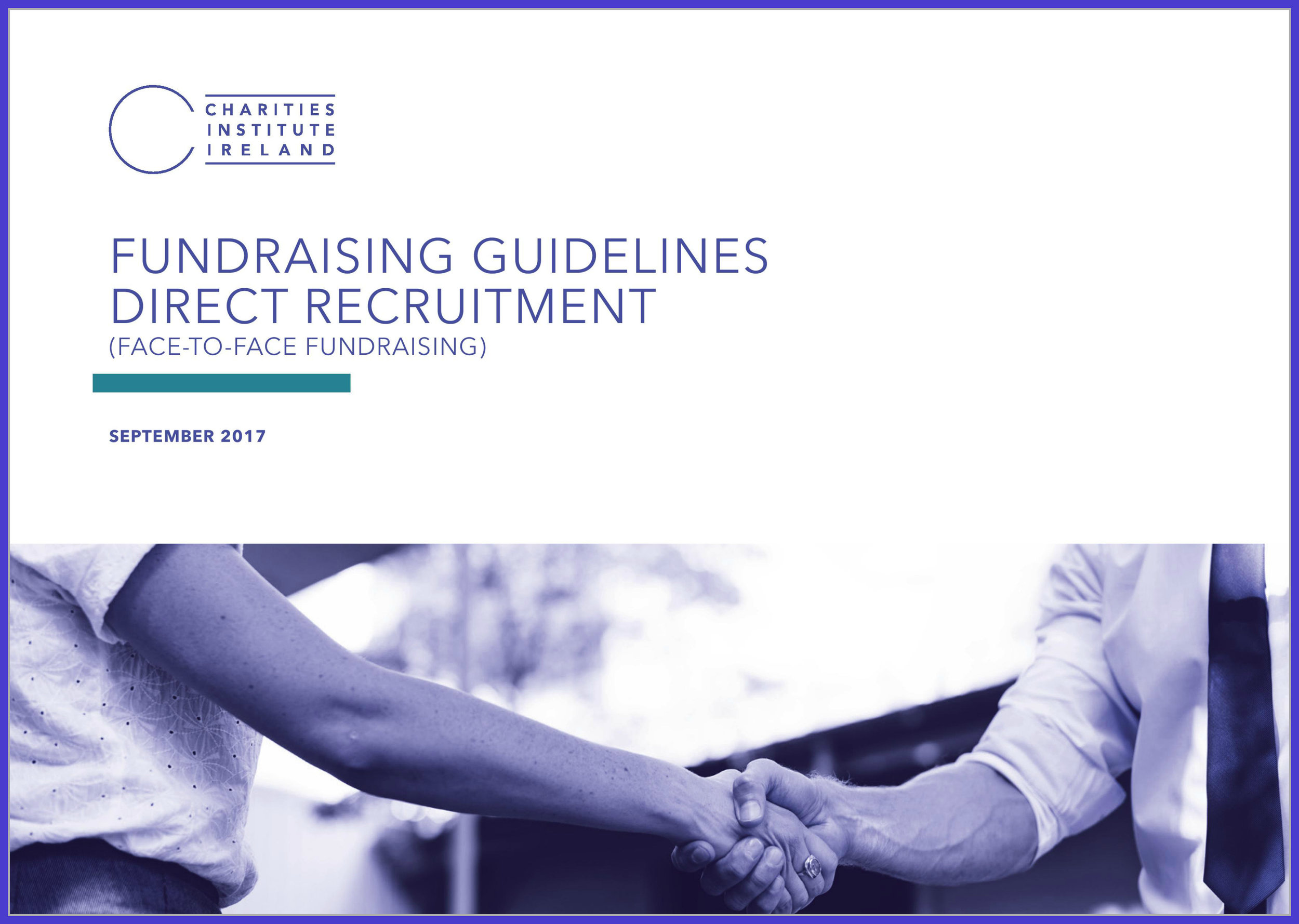 Fundraising Guidelines: Direct Recruitment