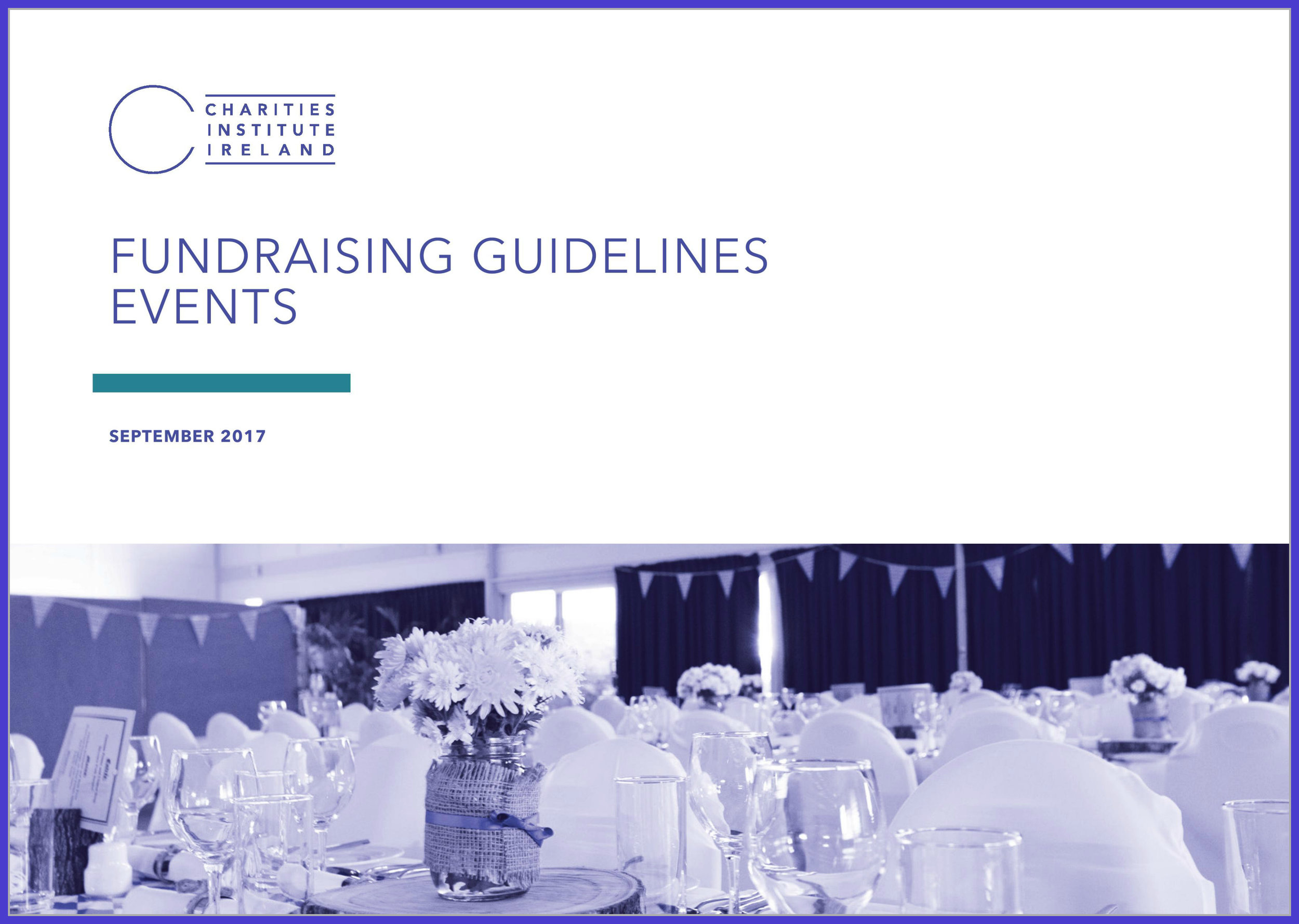 Fundraising Guidelines: Events