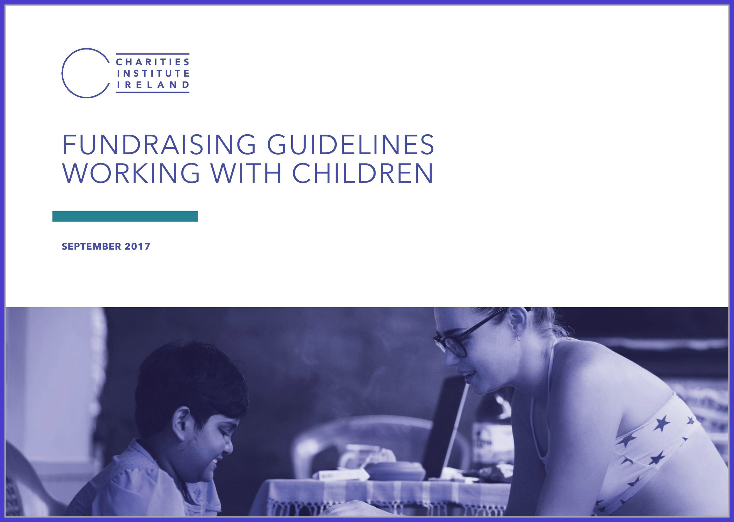 Fundraising Guidelines: Working with Children
